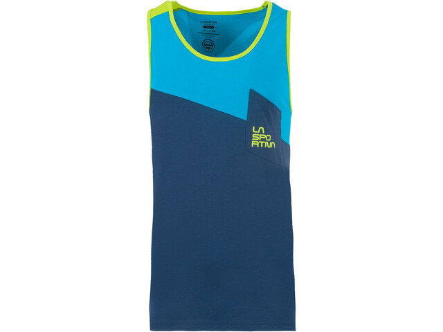 La Sportiva Dude Top Mężczyźni, opal/tropic blue